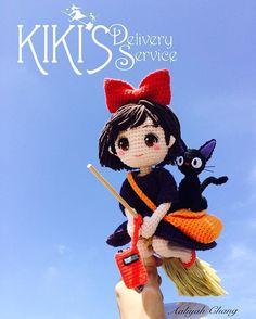 回顧ㄧ年前的作品 魔女宅急便 Kiki's delivery service