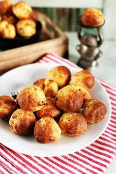 Cookie Cups, Pretzel Bites, Baked Potato, Ham, Muffin, Good Food, Food And Drink, Bread, Snacks