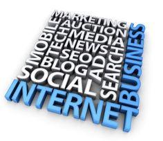 Web & Social Media Marketing  Internet Business : Auction - Media - Tech - News - Blog - Search - Social - Mobile   Tutto in una sola parola : Marketing