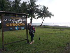 Costa pacífica colombiana!  Con avistamiento de ballenas!