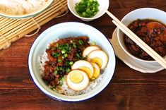Seasaltwithfood: Chicken And Egg Rice Bowl