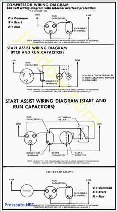 Hard Start Capacitor Wiring Diagram Evaporative Swamp Cooler Switch Thermostat Wiring Hvac
