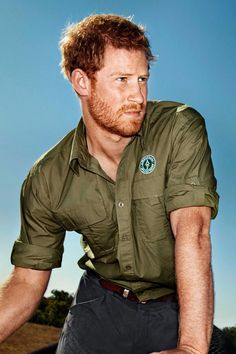 Prince Harry is known for being an activist, but one project that's particularly close to his heart is his work with African Parks. The famous royal recently Prince Harry Of Wales, Prince William And Harry, Prince Harry And Megan, Prince Henry, Harry And Meghan, Royal Prince, Prince Charles, Harry Windsor, Town And Country Magazine