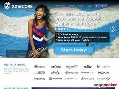 tunecore.com #music #sell #radio