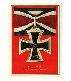Postcards : Grand Cross of the Iron Cross Postcard