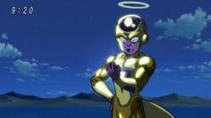 Frieza: Wha....What am I looking at?
