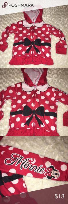 Disney Minnie Mouse sweater Disney Minnie Mouse sweater size 4T Disney Shirts & Tops Sweaters