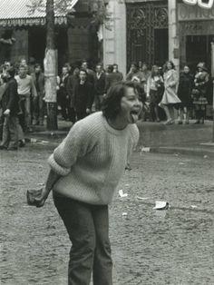 Paris, 1968, no further info