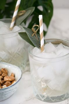 salvie cocktail