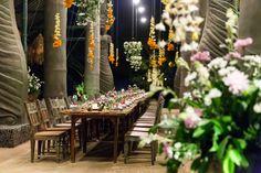 Wedding Reception at Bale Kokok Pletok at Tugu Lombok