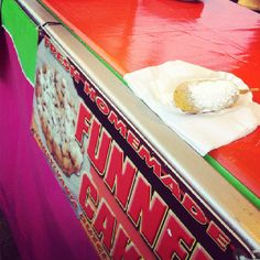 Fried Twinkies anyone?! Another successful year at the Delaware State Fair!