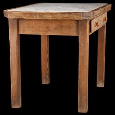 Baker's Table | From a unique collection of antique and modern desks and writing tables at http://www.1stdibs.com/furniture/tables/desks-writing-tables/