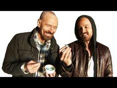▶ Bryan Cranston Reveals What's in the Breaking Bad Prop Meth - YouTube