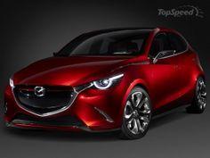 Geneva Motor Show @ Top Speed /  2014 Mazda Hazumi Concept / http://www.topspeed.com/cars/geneva-motor-show/ke228.html