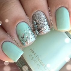 Mint Sparkle #CCStyle #ColorMeFabulous