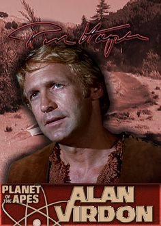 Colonel Alan Virdon (Ron Harper) - Planet of the Apes: The TV Series Pierre Boulle, Plant Of The Apes, Ron Harper, Revolution, 80s Tv, Classic Image, Cartoon Tv, Original Movie, Sci Fi Fantasy