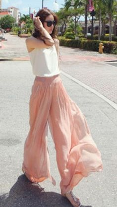 women dress summer dress long dress pants chiffon dress