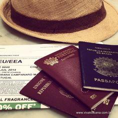 Check-List Antes de Partir de Férias | Viva Toscana