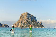 SUP at Ibiza