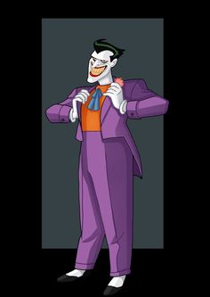The Joker ~ Batman Joker Animated, Batman The Animated Series, Joker Film, Joker Art, Batman Cartoon, Batman And Superman, Joker Batman, Cartoon Shows, Cartoon Characters
