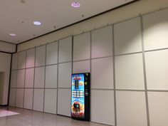A struggling mall in Virginia has replaced storefronts with vending machines