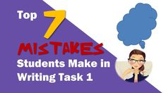 Top 7 Mistakes Students Make in IELTS Writing Task 1 (observed in my Wri... Ielts Writing, In Writing, Freelance Online, Writing Correction, Mistakes, Students, Teacher, Tips, How To Make