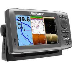 Lowrance Hook 7CHIRP HDI Combo gps+eco 83/200kz e 455/800kz