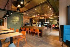 DogAteDove restaurant on Behance