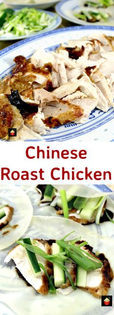 Chinese Roast Chicken is a nice aromatic tasting dish with Chinese ...