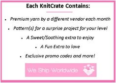 Win a March Indie KnitCrate!