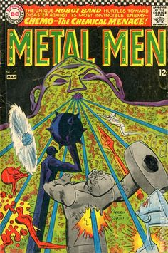 Metal Men (1963 1st Series) #18