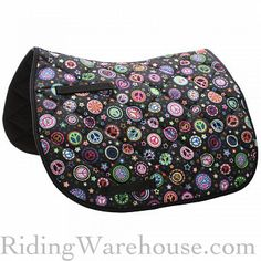 Peace, Love, and all that good stuff. Cute horse pad for pleasure riding. - All Purpose Peace Print Saddle Pad by Lettia English Saddle, Cute Horses, Saddle Pads, Kylie, Purpose, Bling, Peace, Shoulder Bag, Prints