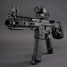 Beautiful picture of an AR pistol!