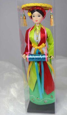 Vietnamese doll