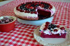 Neuveriteľne dobrá cviklová torta bez lepku a laktózy - Fitshaker Cheesecake, Food And Drink, Fitness, Recipes, Recipe Ideas, Blog, Diet, Cheesecakes, Recipies