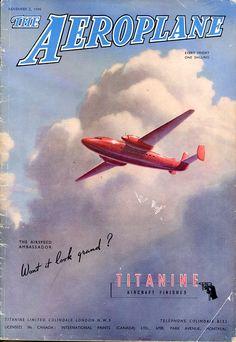 Vintage Airplane Magazines :: SpeedBirds