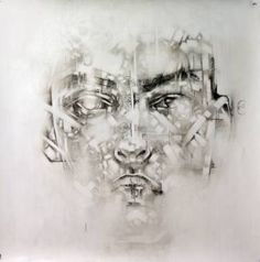 """Must do smething like this!!! Saatchi Art Artist Calum Paterson; Drawing, """"No title"""" #art"""