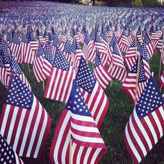 USA.  Freedom isn't Free