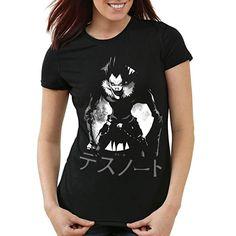 T shirts Mangas
