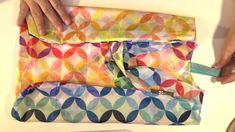 How to Fold an Erin Condren Reusable Bag