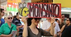 A former Monsanto employee has been removed from a senior position at a major scientific journal.
