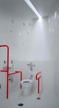 Future Studio Have Designed A Series Of Public Restrooms Called Absolute Arrows Hiroshima