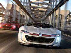 Volkswagen GTI Roadster Concept (2014)