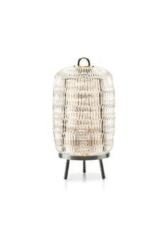 CELESTE @Baccarat Official #ElleDecor Italia Baccarat Crystal, Crystal Glassware, Light Table, Lamp Light, Cheap Furniture Stores, Contemporary Light Fixtures, Rustic Lamps, Unique Lamps, Interior Accessories