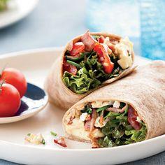 Breakfast Burrito #breakfast #burrito