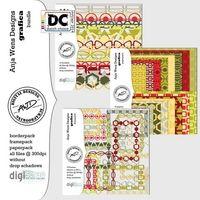 Grafica Bundle | Anja Wens Designs | Dutch Choice mrt/apr2014 | bundle of 3 Grafica packs, also available separately #dutchchoice #anjawensdesigns #digiscrap