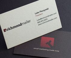 30 best business cards images on pinterest corporate design visit 100 superb examples of business card designs reheart Images