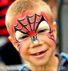 1000 images about face painting on pinterest face paintings spiderman and clowns. Black Bedroom Furniture Sets. Home Design Ideas