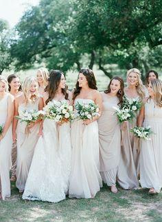 Brides of Austin FEATURED Vendors:⠀ Accommodations: @hotelvanzandt⠀ Band/DJ: @djbyrnerock⠀ Cake: @sweettreetsbakery⠀ Floral: @remiandgold⠀ Venue: @theaddisongrove⠀ Wedding Planner: @westcottweddings Bridesmaid Inspiration, Wedding Inspiration, Bridesmaids, Bridesmaid Dresses, Wedding Dresses, Spring Wedding, Gold Wedding, Wedding Vendors, Weddings