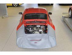 Catawiki, pagina di aste on line  Porsche 911 - original garage equipment - Protective cover rear Engine 911